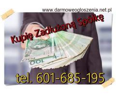 Skup Zadłużonych Spółek/Nieruchomości/Ochrona Zarządu